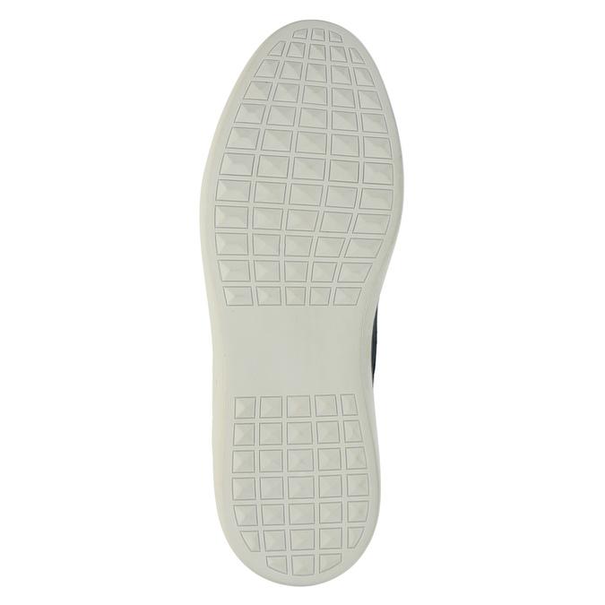 Men's sneakers bata, blue , 844-9624 - 26