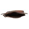 Men´s leather Crossbody bag bata, brown , 964-4138 - 15
