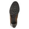 Women's high boots bata, brown , 796-4601 - 19
