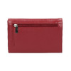 Ladies' leather  purse bata, red , 944-5168 - 19