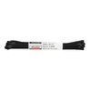 Black laces 80 cm, black , 901-6803 - 13