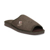 Men's slippers bata, brown , 879-4606 - 13