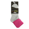Ladies' thermal socks, pink , 919-5382 - 13