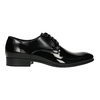 Lacquered leather shoes conhpol, black , 828-6604 - 15