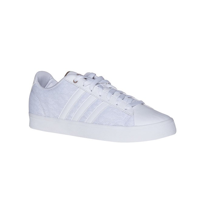 Ladies' white sneakers with lace - All Shoes | Bata
