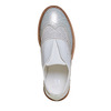Children's shoes with rhinestones mini-b, silver , 321-2246 - 19