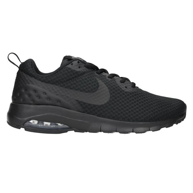 Men's sporty sneakers nike, black , 809-6157 - 15