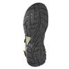 Men's leather sandals weinbrenner, brown , 866-3630 - 26