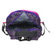 School backpack bagmaster, violet , 969-5648 - 15