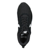 Ladies' sneakers with distinctive sole nike, black , 509-1160 - 15