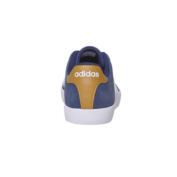 Men's leather sneakers adidas, blue , 803-9197 - 17