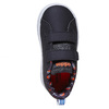Children's sneakers with printed motif adidas, black , 101-6133 - 19
