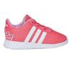 Girls' pink sneakers adidas, pink , 109-5288 - 15