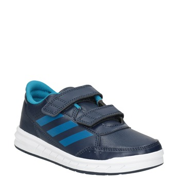 Children's Blue Sneakers adidas, blue , 301-9197 - 13