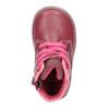 Girls' ankle shoes bubblegummer, pink , 124-5601 - 26