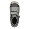 Children's ankle boots with Velcro fasteners mini-b, gray , 211-2624 - 26
