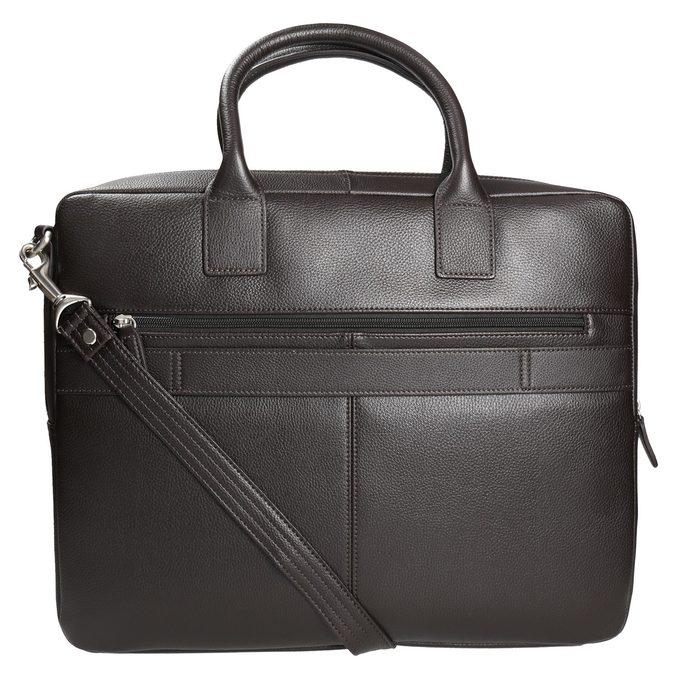 Men's Leather Bag picard, brown , 964-4099 - 16