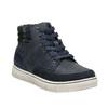 Children's ankle boots na zip mini-b, blue , 311-9611 - 13
