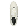 Men's high-top sneakers north-star, white , 841-1609 - 26
