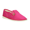 Children's pink slippers bata, pink , 279-5121 - 13