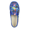 Children's blue slip-ons bata, blue , 379-9124 - 15