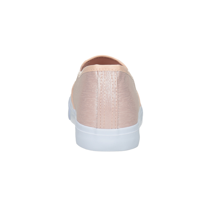 Ladies' Pink Slip-Ons north-star, pink , 511-5605 - 16