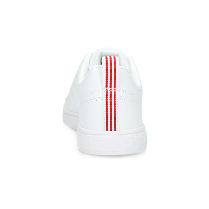 Ladies' White Sneakers adidas, white , 501-5500 - 15