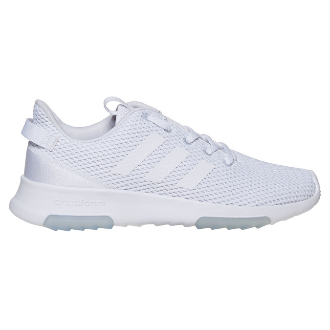 Ladies' athletic sneakers adidas, white , 509-1201 - 15