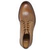 Men's leather Chukka Boots bata, brown , 826-2919 - 15