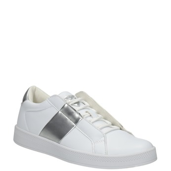 Ladies' White Sneakers atletico, white , 501-1171 - 13