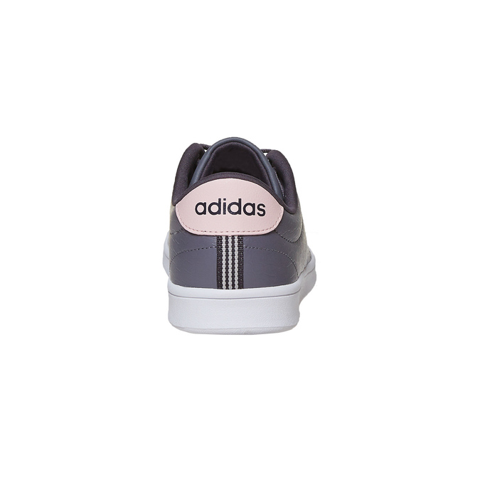Ladies' casual sneakers adidas, gray , 501-2106 - 17