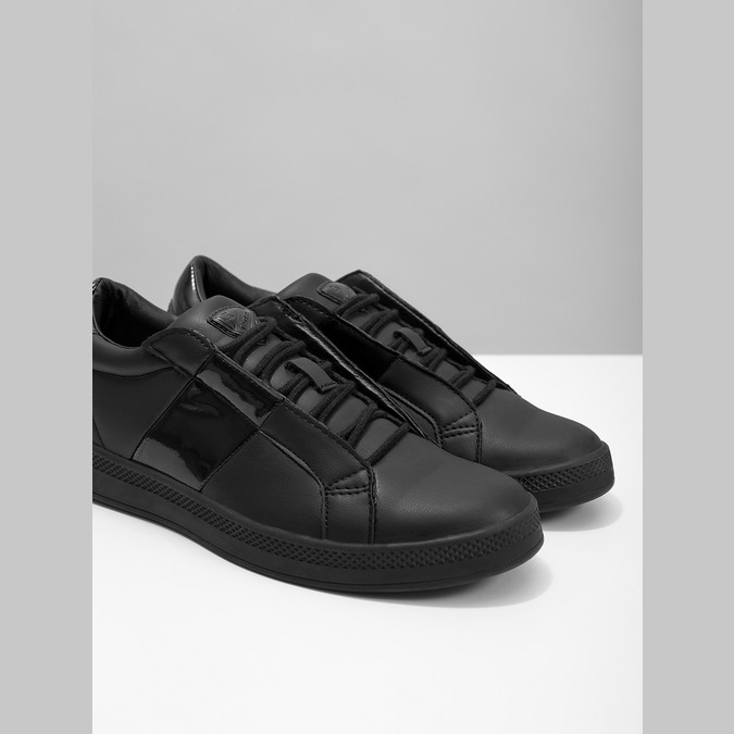 Ladies' Black Sneakers atletico, black , 501-6171 - 14