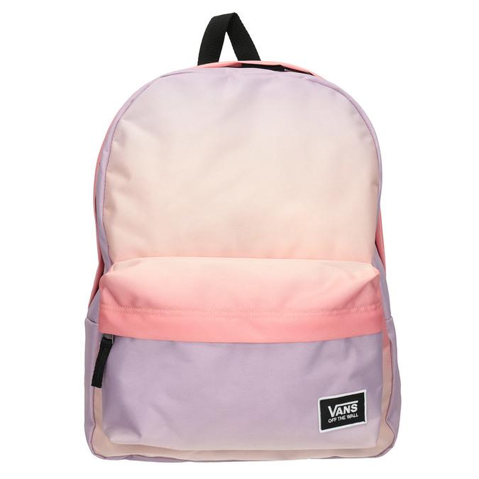 Ladies' Pastel Ombré Backpack vans, red , 969-5079 - 26