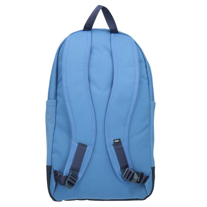 Blue Backpack with Red Pocket vans, blue , 969-9095 - 16