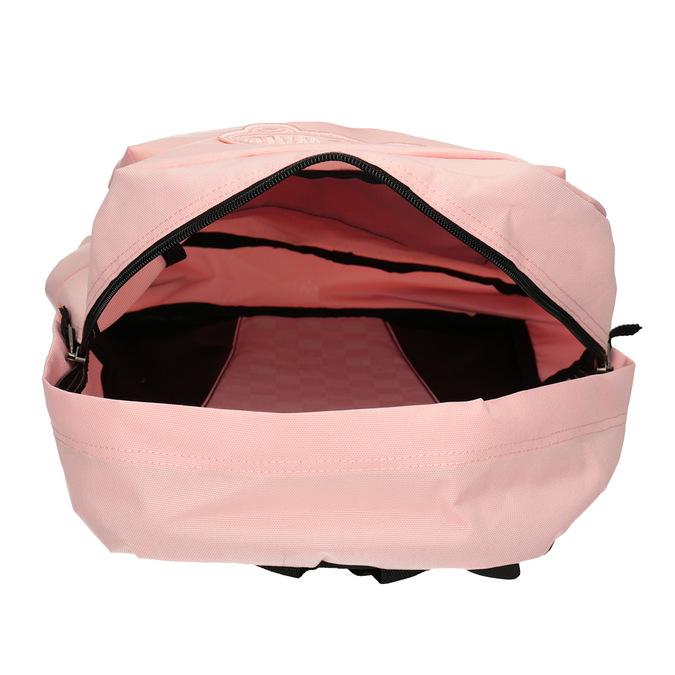 Pink Ladies' Backpack vans, red , 969-5083 - 15