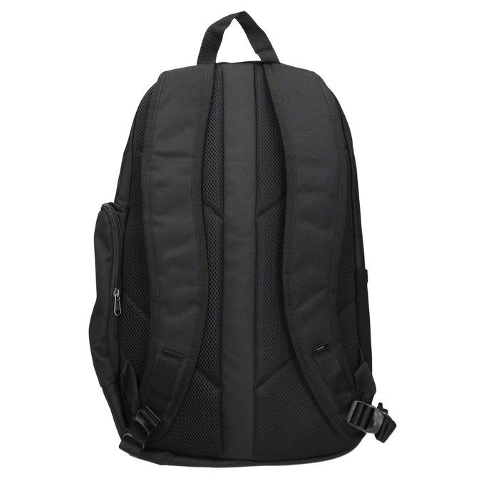 Black Backpack with Buckles vans, black , 969-6098 - 16