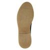Men's Leather Derby Shoes bata, black , 826-6620 - 19
