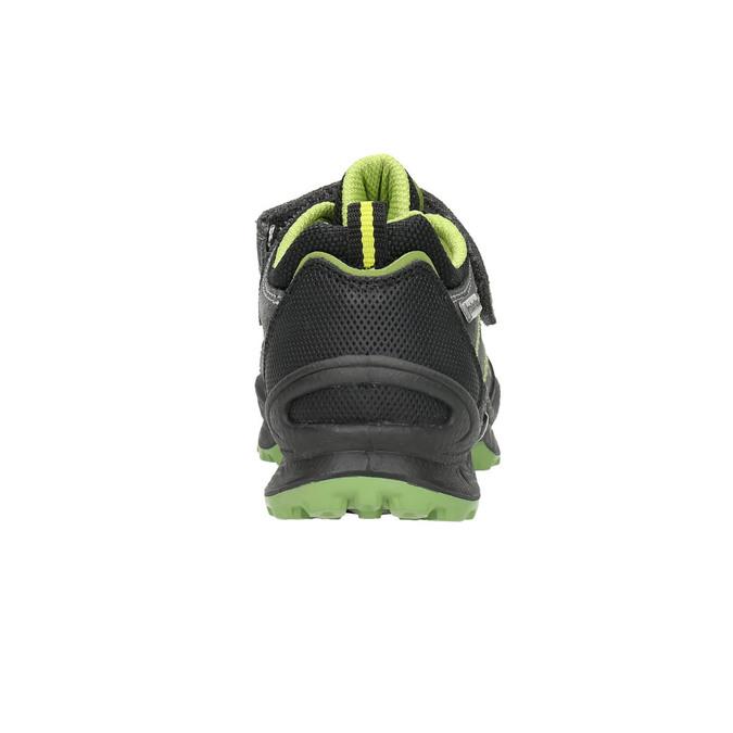 Children's sporty sneakers mini-b, gray , 413-2174 - 17