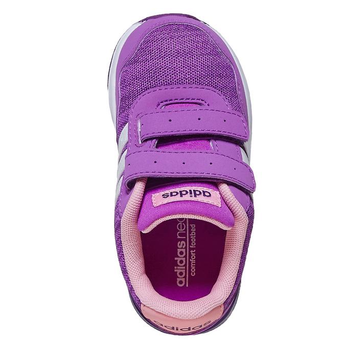 Children's Purple Sneakers adidas, violet , 109-5157 - 19
