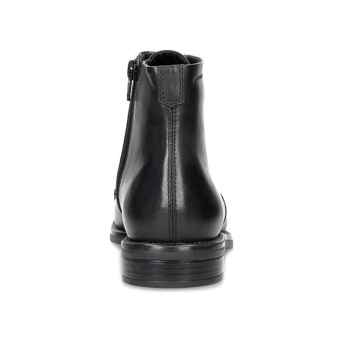 Ladies' Leather Ankle Boots vagabond, black , 524-6010 - 15