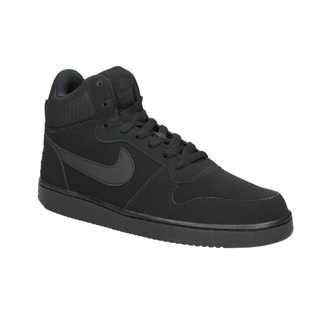 Men's High-Top Sneakers nike, black , 801-6532 - 13