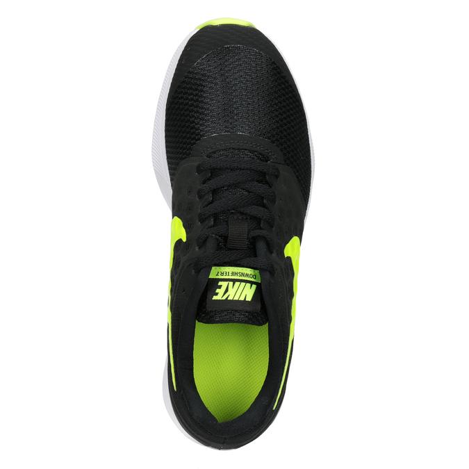 Children's Athletic Sneakers nike, black , 409-6145 - 15