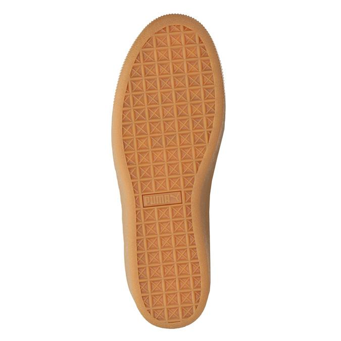 Ladies' Leather Sneakers puma, black , 503-6169 - 17