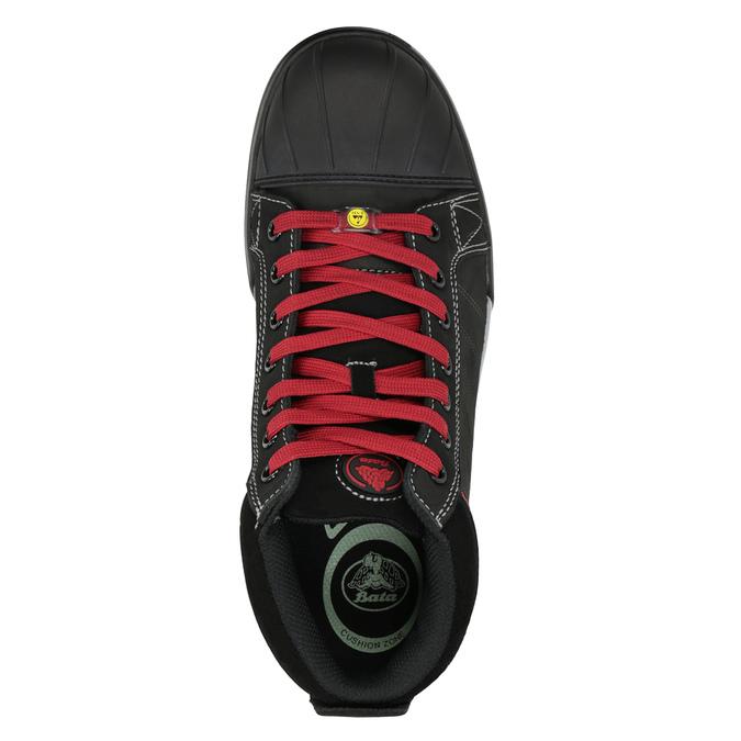 Men's Bickz 733 ESD work shoes bata-industrials, black , 846-6802 - 15