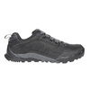 Men's Leather Outdoor-Style Leather Shoes merrell, black , 806-6570 - 26