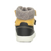 Children's Leather Winter Boots primigi, yellow , 196-8006 - 16