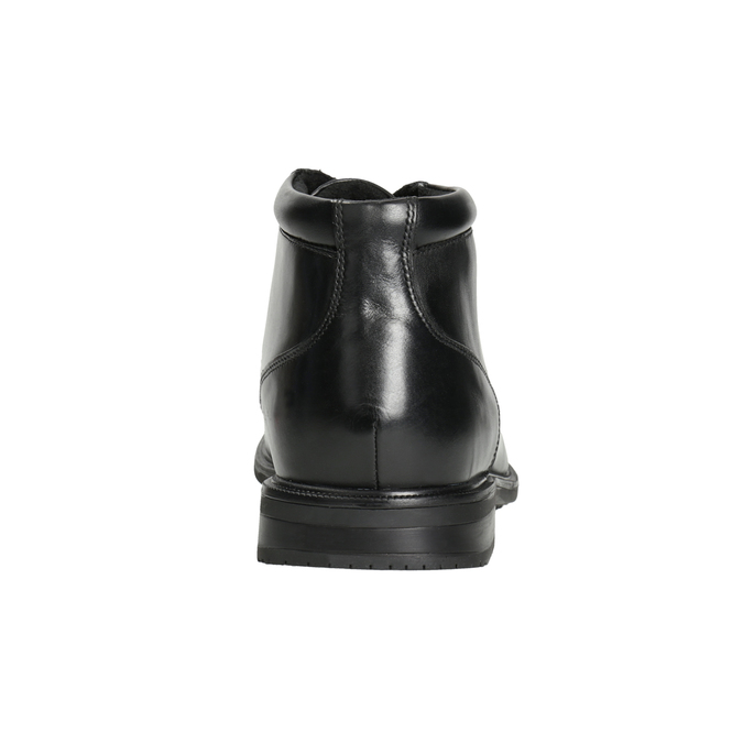 Leather Ankle Boots rockport, black , 894-6036 - 16