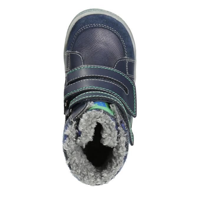 Children's Insulated Winter Boots bubblegummer, blue , 114-9611 - 26