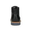 Men's Leather Ankle Boots bata, black , 896-6667 - 17