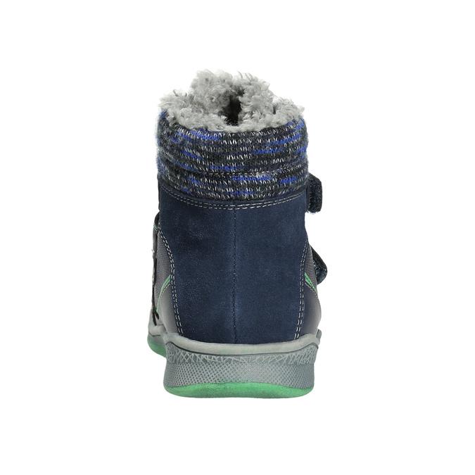 Children's Insulated Winter Boots bubblegummer, blue , 114-9611 - 17